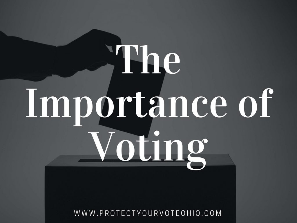 The Beacon's Belief: The importance ofvoting