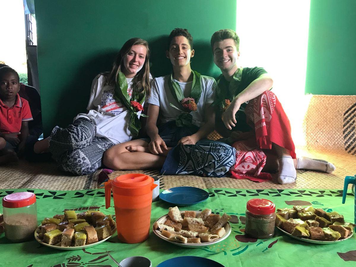 Fun in Fiji: A community serviceadventure