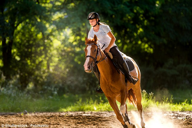 You go, Zoe Coco: The life of an equestrian