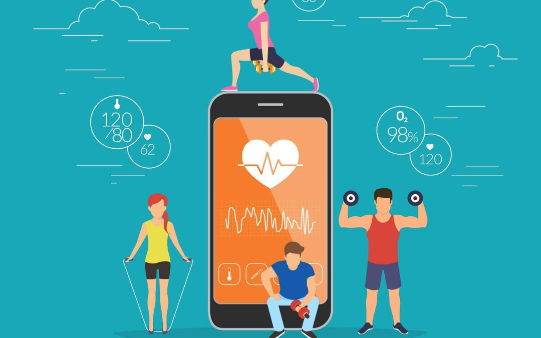 Get on track with these fitness apps